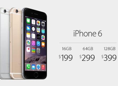 Apple'dan iPhone 6 ve iPhone 6 Plus Serileri