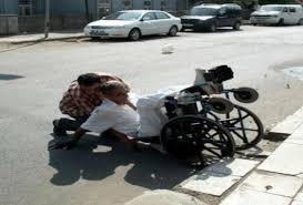 Engelliler için yaşam zorlukları
