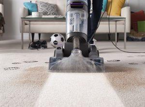 Halı yıkamak ve ev temizliği