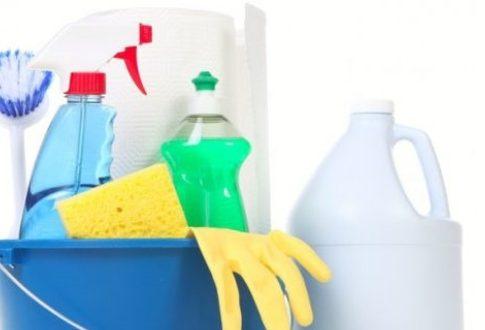 Temizlik Ürünlerini Birbirine Karıştırmayın