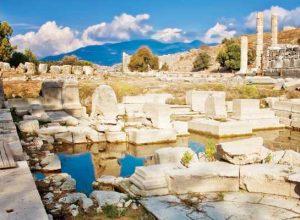 UNESCO Dünya Kültür Miras Listesine Giren Alanlar